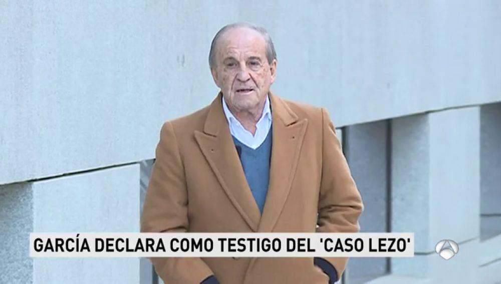 José María García no aclara si el empresario que pagó mordidas al PP era Villar Mir