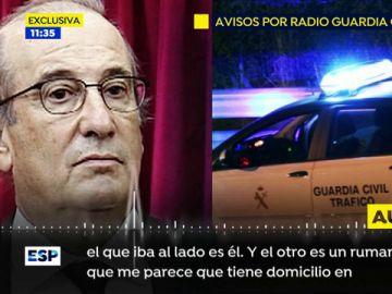 Las grabaciones de los Policías en las que se escucha cómo se produjo la persecución a Francis Franco