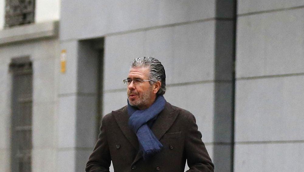 El exconsejero madrileño, Francisco Granados