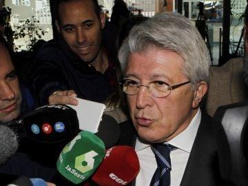 Enrique Cerezo habla sobre la decisión de Torres