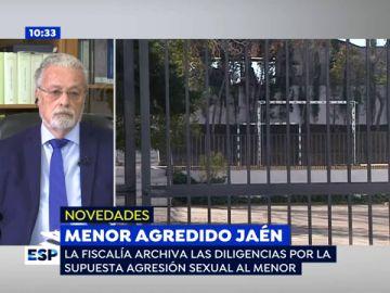 El defensor del pueblo andaluz apuesta por la reeducación social de los menores acusados en Jaén de abusar a otro del mismo colegio