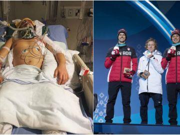 Mark McMorris, 'snowboarder' que estuvo muy grave y ha ganado el bronce en PyeongChang