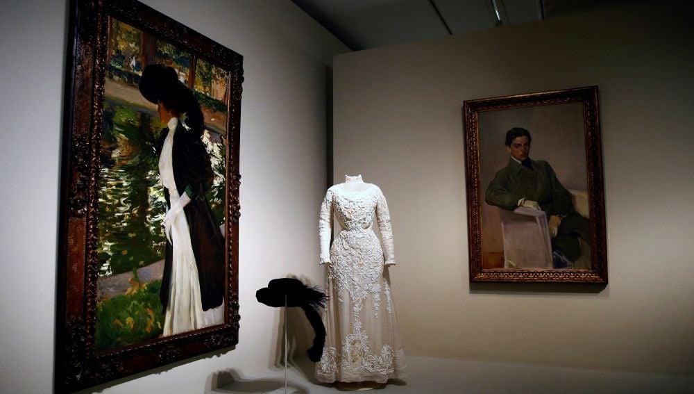 Exposición 'Sorolla y la moda'