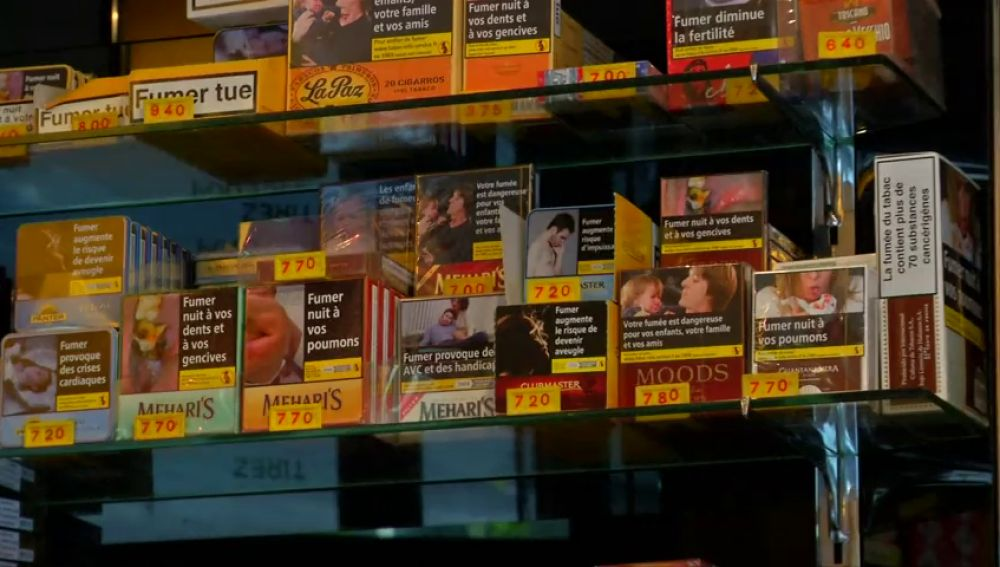 Francia sube el precio de los paquetes de tabaco a 10 euros
