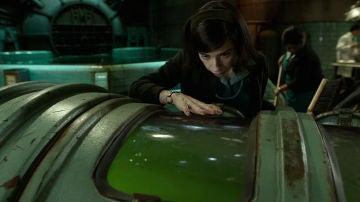 Sally Hawkins en 'La forma del agua'