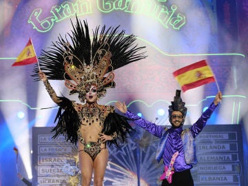 Drag La Tullida, nueva reina del Carnaval de Las Palmas