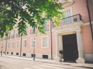 Colegio de Aranjuez donde un menor recibió una paliza