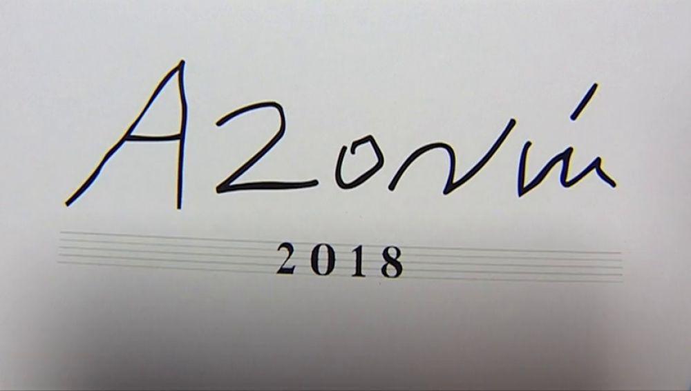 157 novelas en busca del Premio Azorín 941f65768af