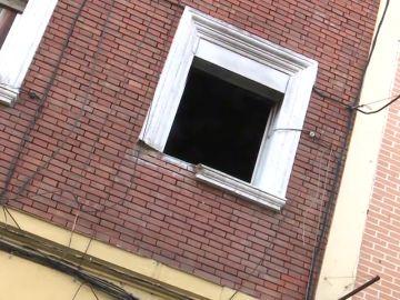 Un hombre incendia la casa de su expareja tras amenazarla