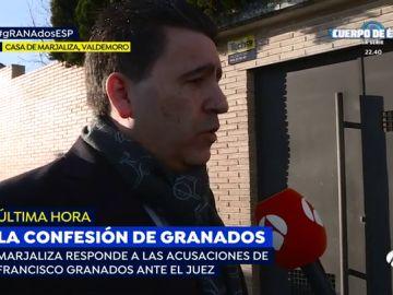 David Marjaliza, exsocio de Francisco Granados