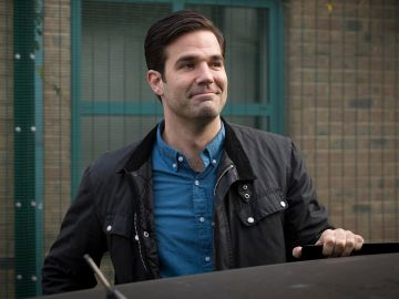 Rob Delaney en 'Catastrophe'