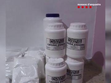 Desarticulada una banda que traficaba con cocaína y hachís en zonas de ocio de Sitges