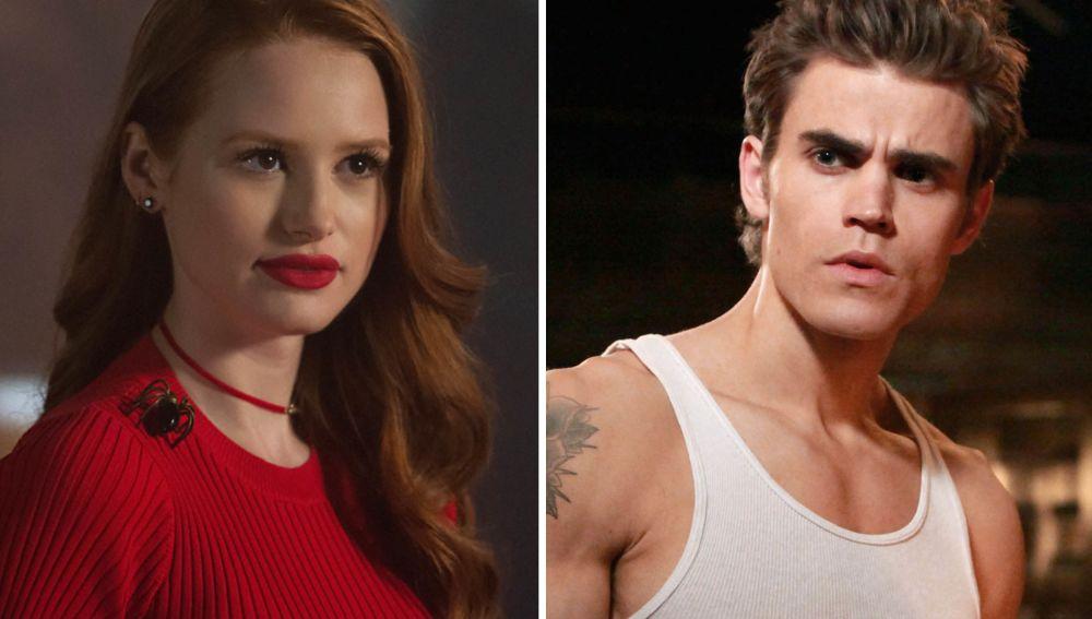 'Riverdale' y 'The Vampire Diaries'