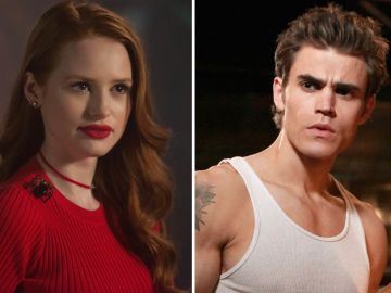 'Riverdale' y 'The Vampire Diaries'