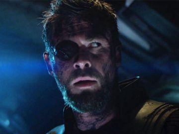 Thor en 'Vengadores: Infinity War'
