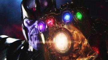 Thanos y el Guante del Infinito
