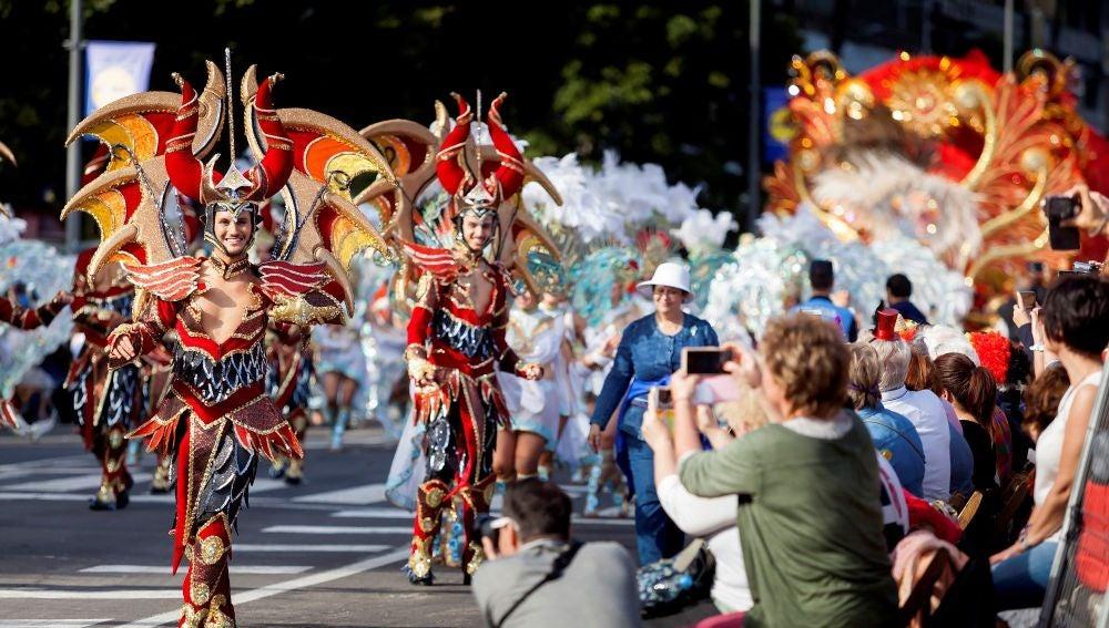 Programa del Carnaval de Santa Cruz de Tenerife 2020