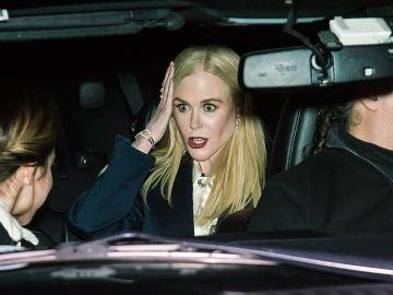 ¿Qué le estarán contando a Nicole Kidman?