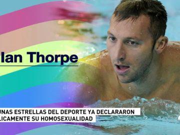 Návrátilova, Mauresmo, Tom Daley, Ian Thorpe: estrellas del deporte que reconocieron su homosexualidad