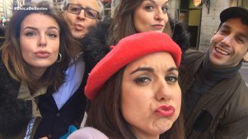 'La chica de las series' ha regresado por San Valentín