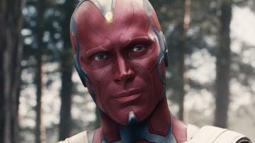 Visión en 'Vengadores: La era de Ultrón'