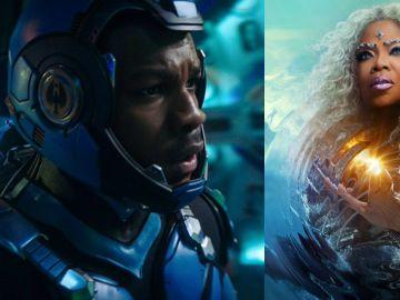 'Pacific Rim 2' y 'Un pliegue en el tiempo'