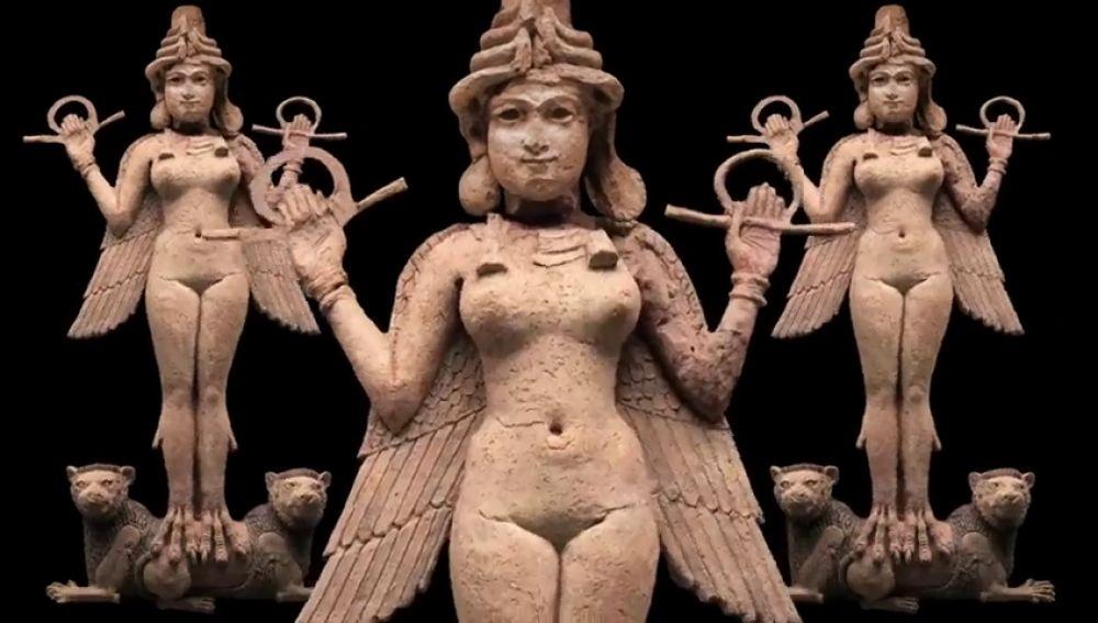 Diosas danzantes contra el patriarcado protagonistas del nuevo video animado de la artista Nina Paley