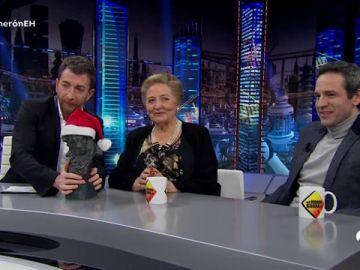 Julita y Gustavo Salmerón, Premio Goya al mejor documental, visitan 'El Hormiguero 3.0' el miércoles