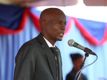 El presidente de Haití, Jovenel Moise