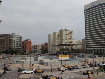 Plaza de los Països Catalanes