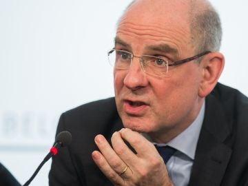 El ministro belga de Justicia, Koen Geens