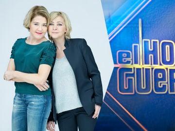 Amparo Larrañaga y María Pujalte se divertirán el miércoles en 'El Hormiguero 3.0'