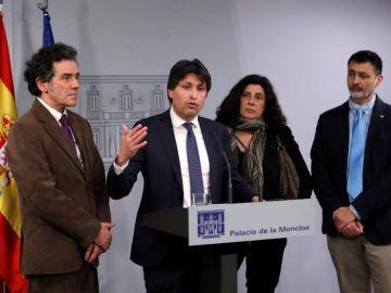 El presidente de Sociedad Civil Catalana, José Rosiñol