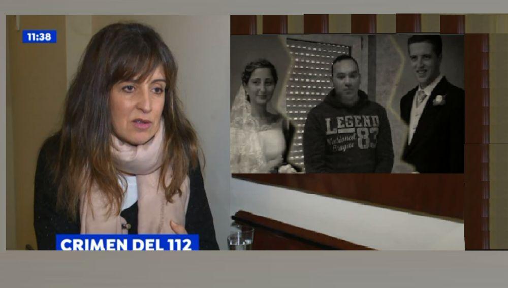"""La hermana de la víctima del 'crimen del 112': """"No queremos condenar a nadie que no sea culpable, solo queremos justicia"""""""