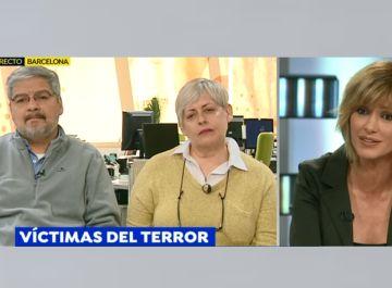 """Rubén, víctima del atentado de Cambrils, recuerda el angustioso momento: """"Un terrorista me apuñaló en la cara, mi reacción fue quitarme el cuchillo y empecé a sangrar"""""""