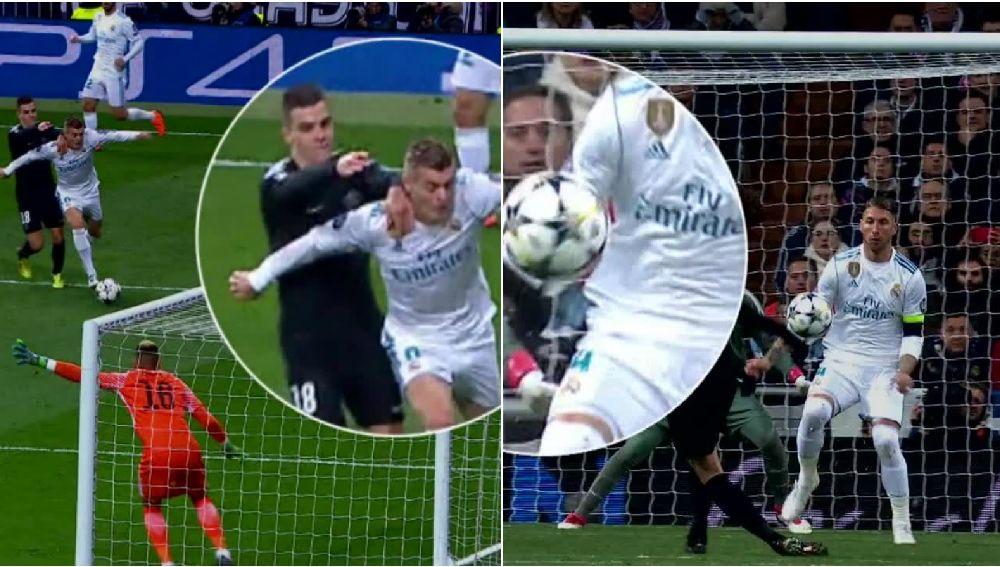 ANTENA 3 TV El Anlisis Arbitral Del Real Madrid PSG