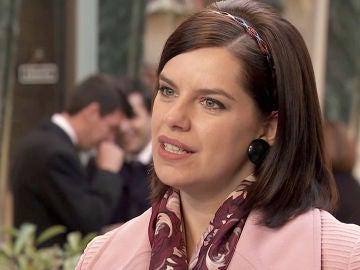Marta, convencida de la culpabilidad de Raquel en su relación con Diego