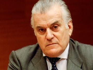 Luis Bárcenas en Las Cortes Valencianas