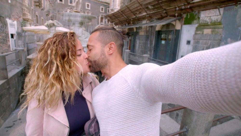 Gabriel se disculpa por su obsesión en su romántica luna de miel con Dámaris
