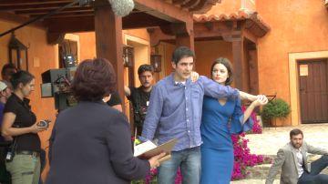 Nos colamos tras las cámaras para vivir la pelea del 'Cuerpo de Élite' con la familia Montaner