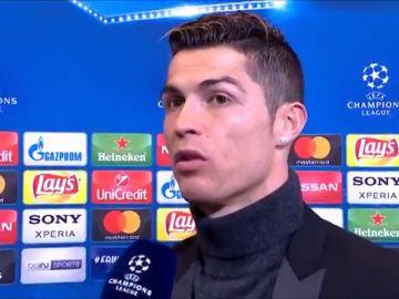 """Cristiano Ronaldo: """"Queríamos hacer un buen resultado"""