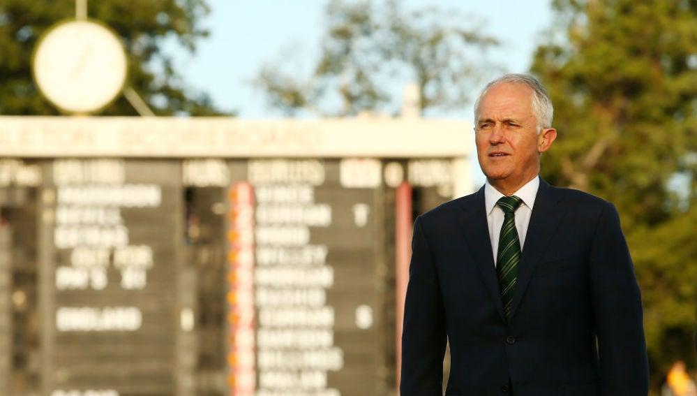 El primer ministro de Australia