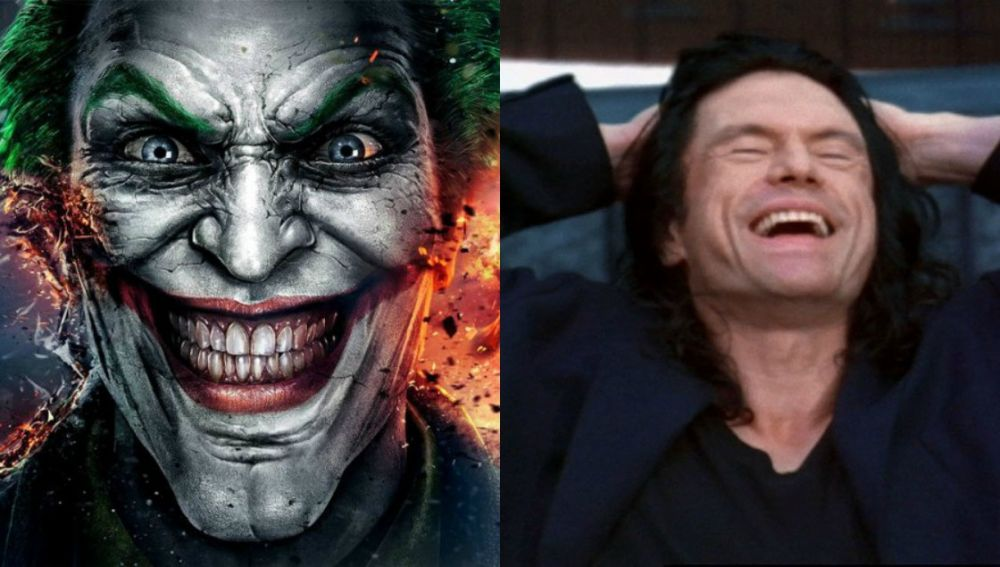 Tommy Wiseau quiere ser el Joker