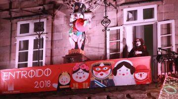 Pregón del carnaval de Santiago