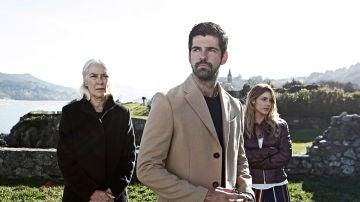Miguel Ángel Muñoz en el rodaje de 'Presunto Culpable'