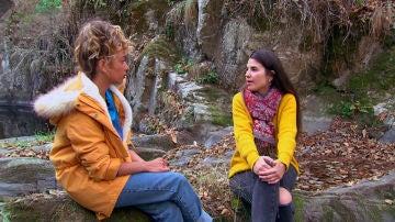 Sheyla y Caorlyne dan un paso más en su matrimonio gracias al 'Test Time'