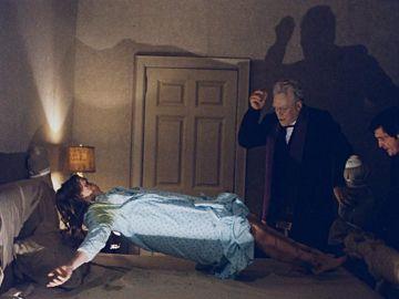 El exorcista (fotograma de la película)
