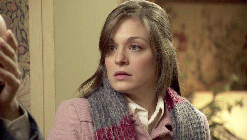 Susana, frente a la ira de su padre, descubre que tiene un tío