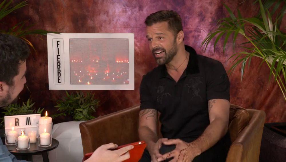 """Ricky Martin, a ocupar el hueco de 'Despacito' el próximo verano con 'Fiebre': """"Lo que corre por mi vida es fusión"""""""