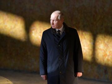 El presidente ruso, Vladimir Putin